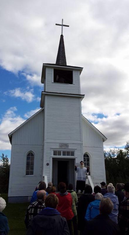 Duhamel, Alberta Roman Catholic Church today